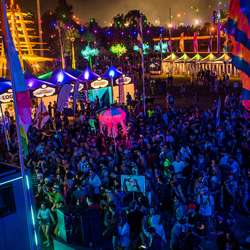 Vendor Village at EDC Orlando