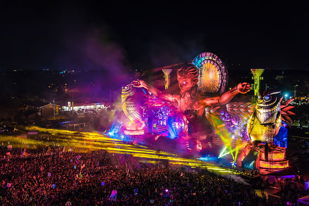 kineticFIELD at EDC Orlando