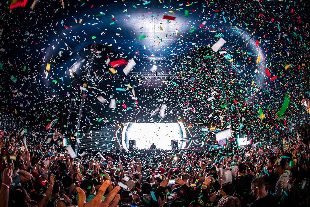 neonGARDEN at EDC Orlando